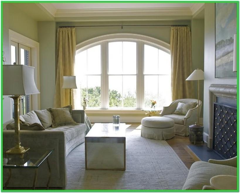 Living Room Window Design Modern