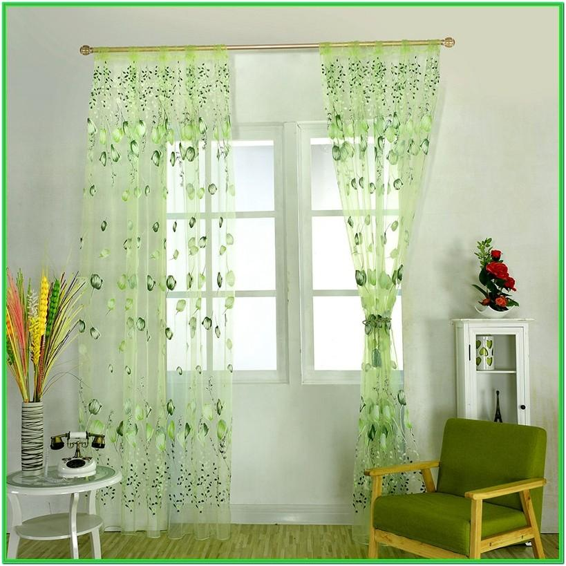 Living Room Window Treatments 2019