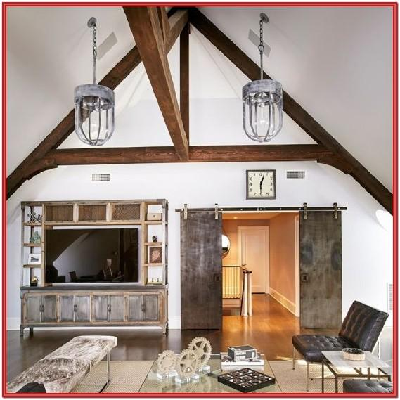 Living Room With Sliding Door Ideas