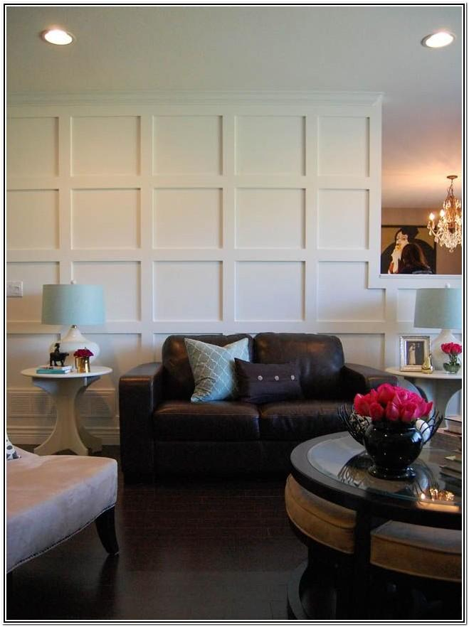 Living Room Wood Feature Wall Ideas