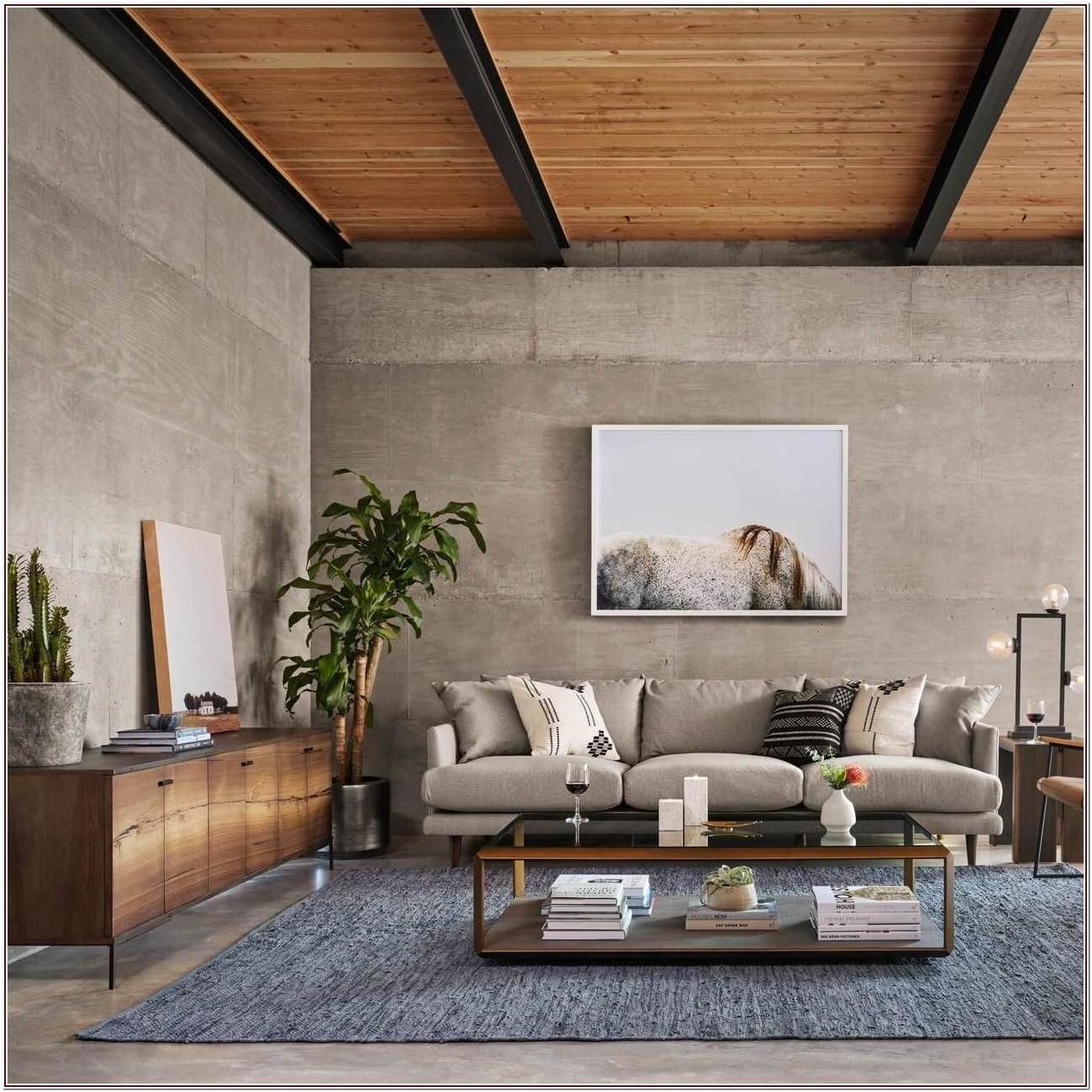 Loft Living Room Furniture