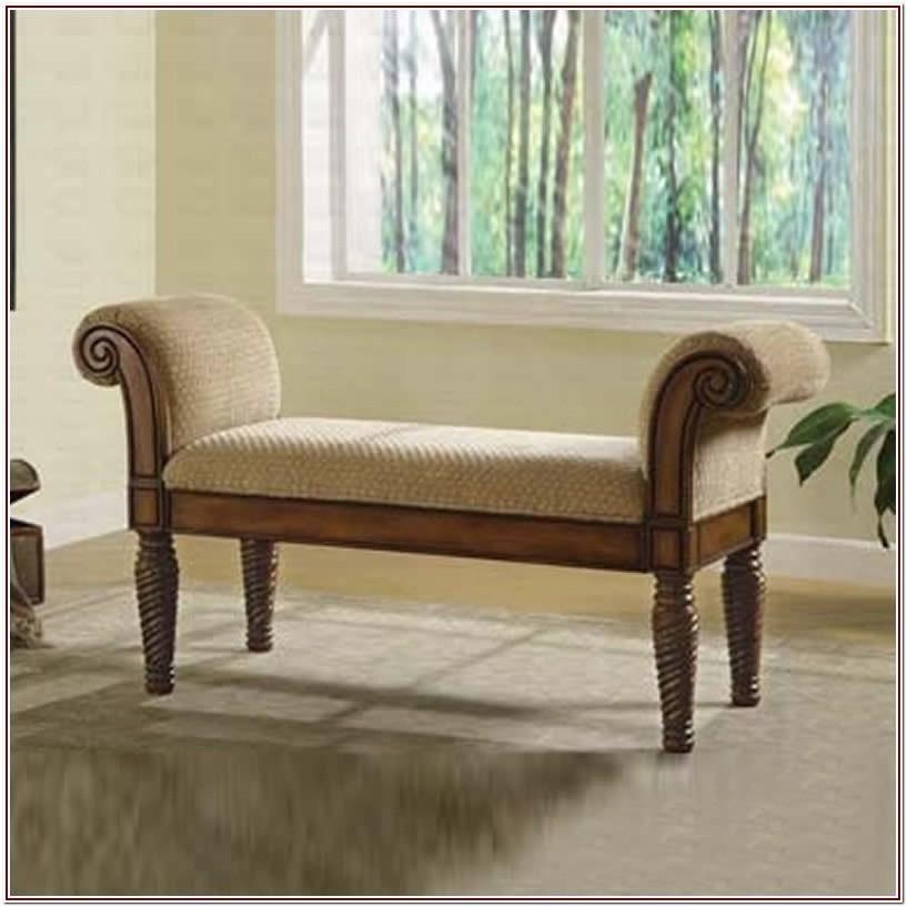 Long Bench For Living Room