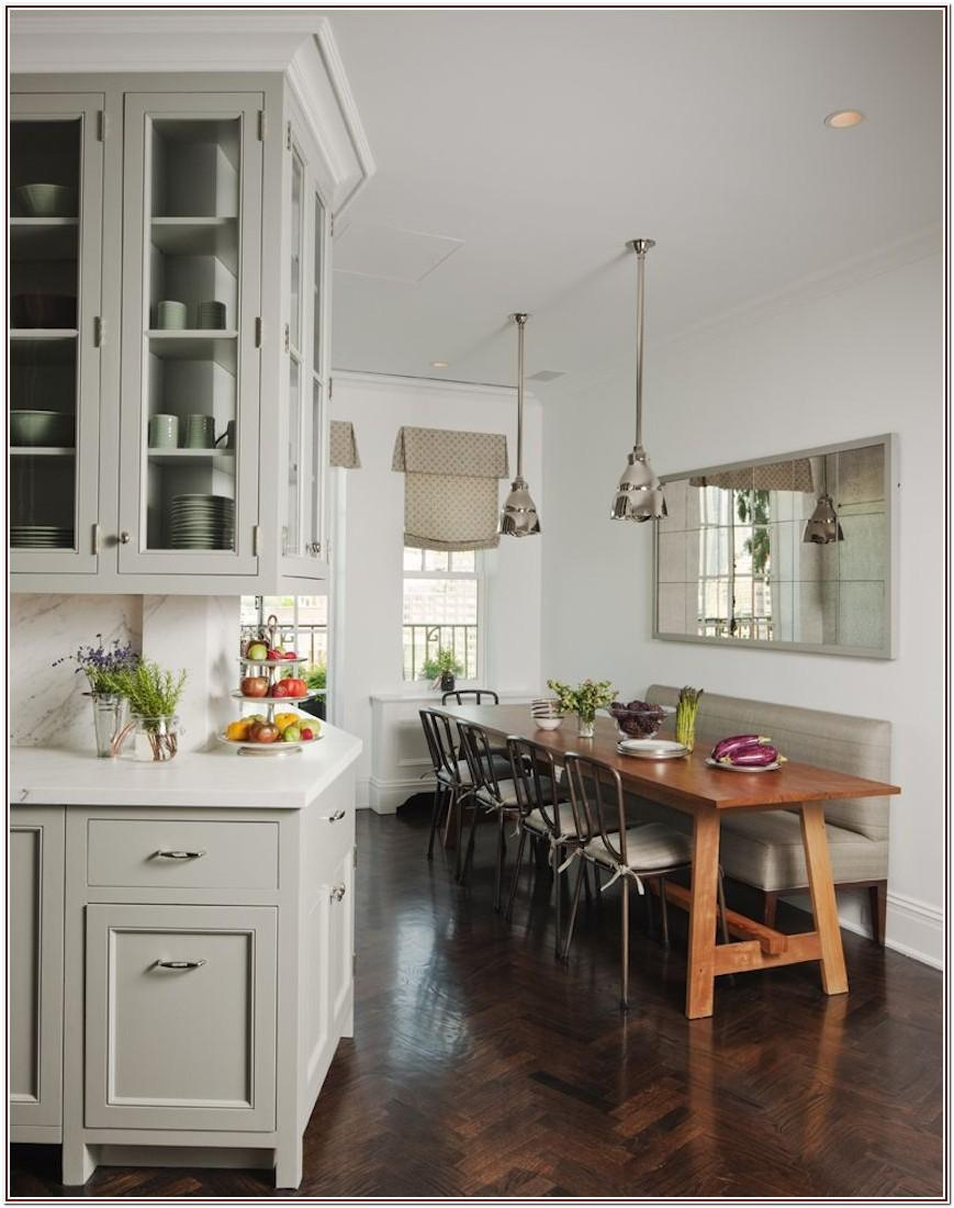 Long Narrow Living Dining Room Design
