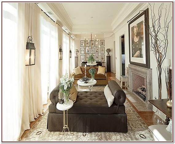 Long Narrow Living Room And Dining Design Ideas