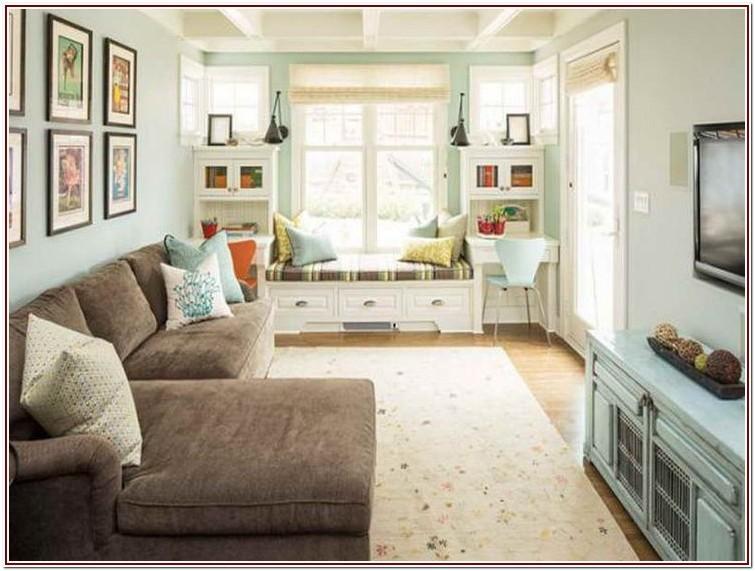 Long Narrow Living Room Designs