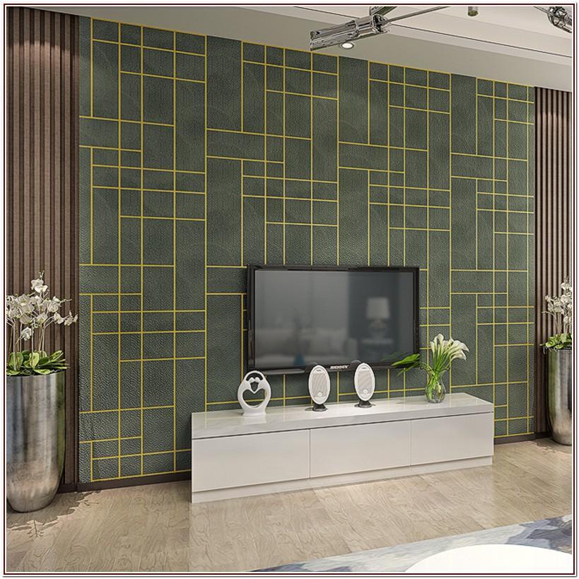 Luxury 3d Wallpaper For Living Room