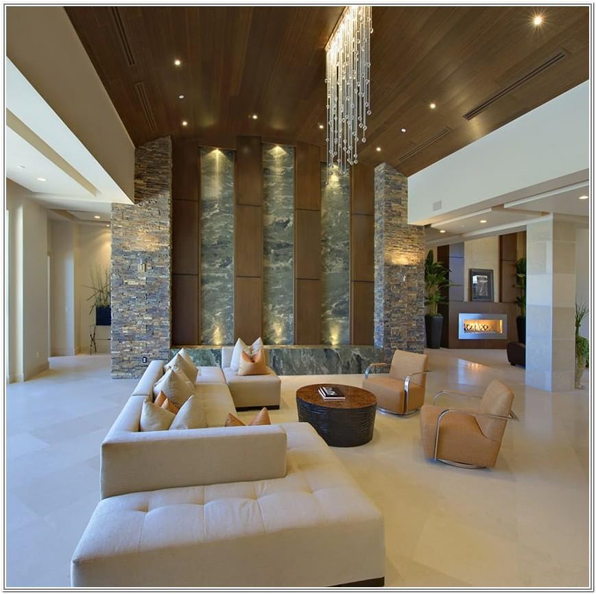 Luxury Contemporary Living Room Design Ideas