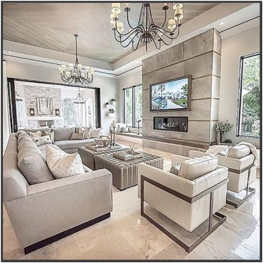 Luxury Elegant Living Room Ideas