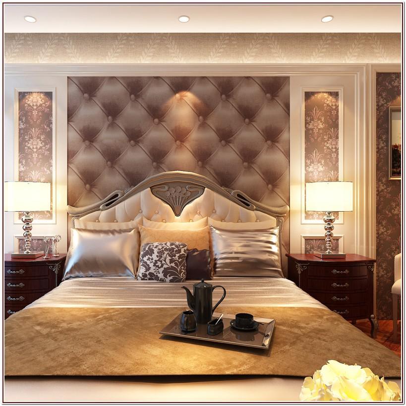 Luxury Living Room Wallpaper Design
