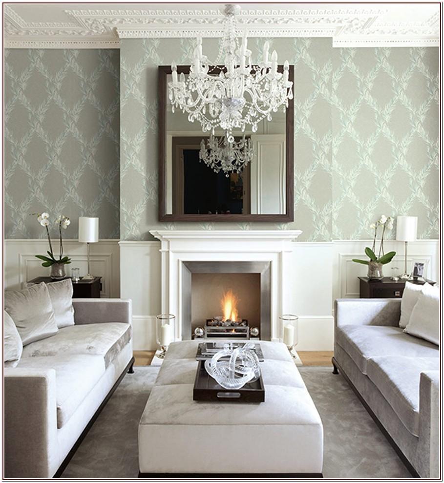 Luxury Living Room Wallpaper Uk