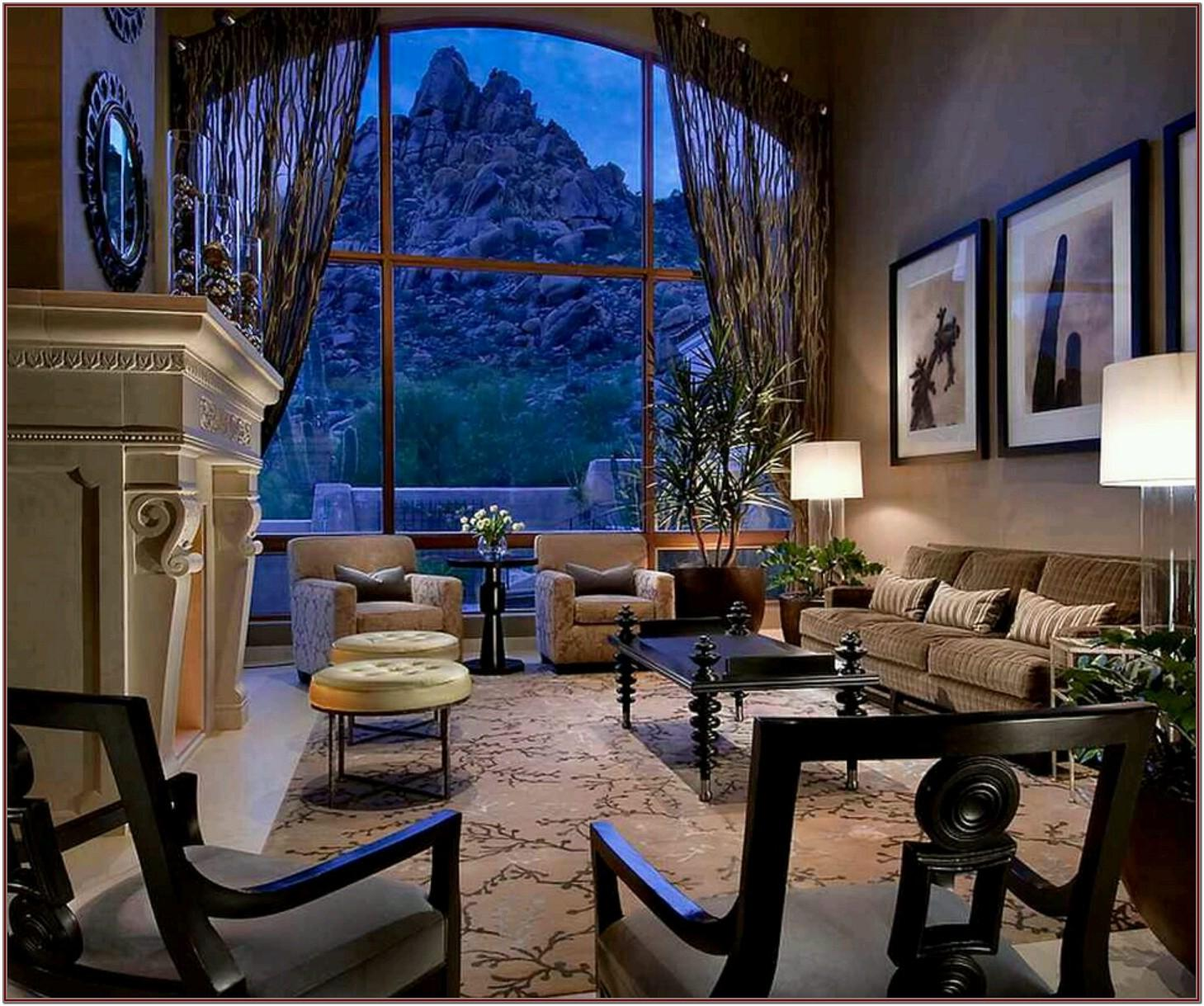 Luxury Modern Living Room Interior Design Ideas