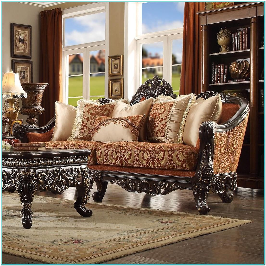 Luxury Traditional Living Room Sets