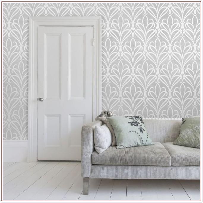 Luxury Wallpaper For Living Room Uk