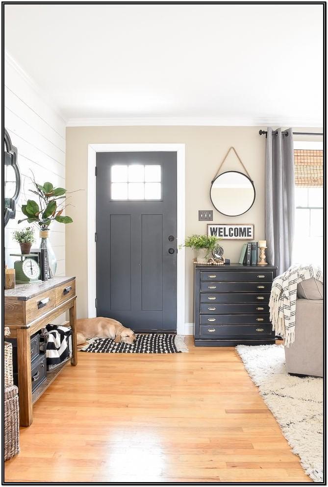 Main Entrance Living Room Ideas