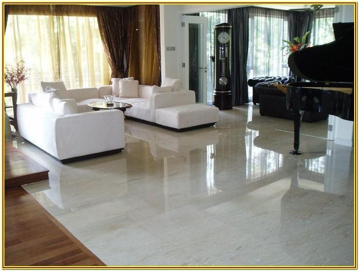Marble Floor Tiles Design For Living Room