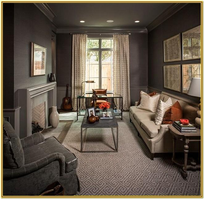 Masculine Living Room Paint Colors