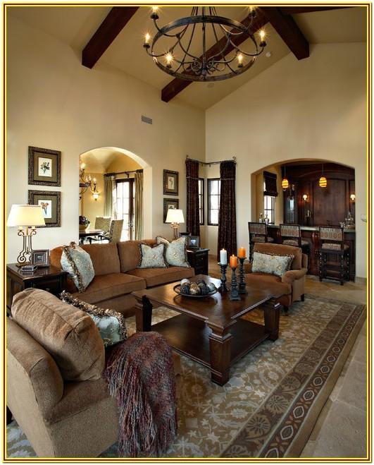 Mediterranean Colors For Living Room