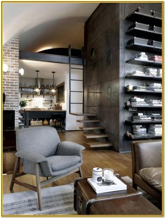 Mens Living Room Design Ideas