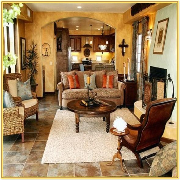 Mexican Style Living Room Decor