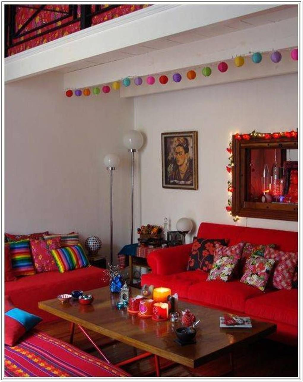 Mexican Style Mexican Living Room Ideas