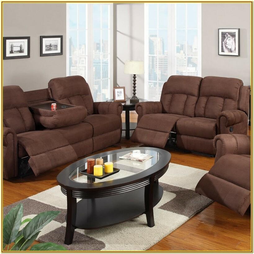 Microfiber Living Room Furniture