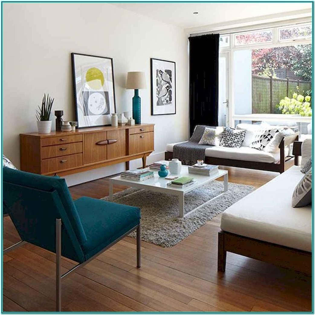 Mid Century Modern Small Living Room Ideas