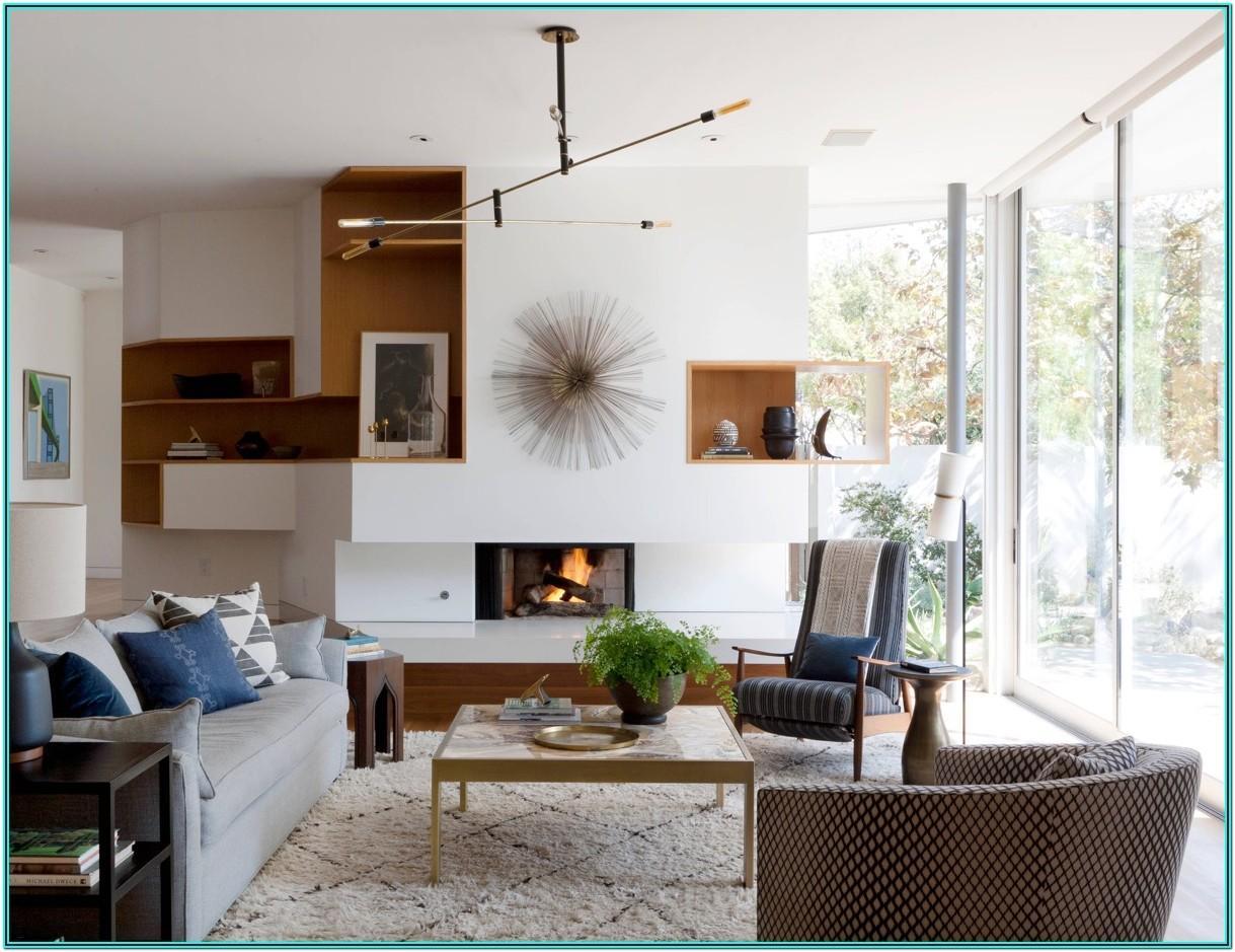Mid Century Modern Small Living Room