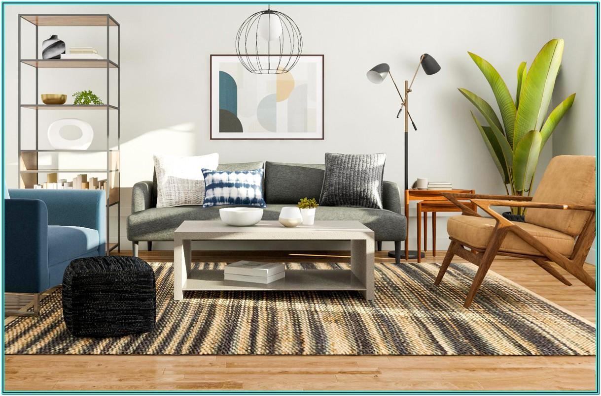 Mid Century Style Living Room Furniture