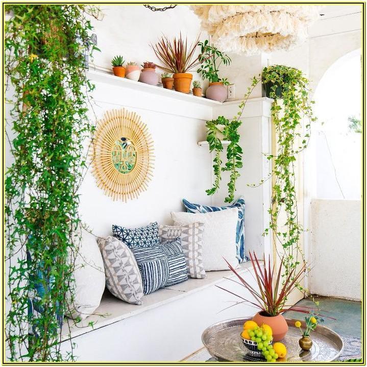Minimalist Living Room Ideas With Plants
