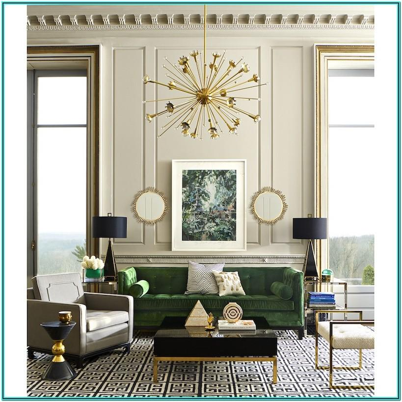 Mixing Modern And Traditional Furniture Living Room