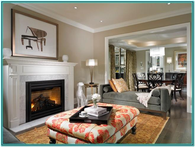 Model Home Living Room Pictures