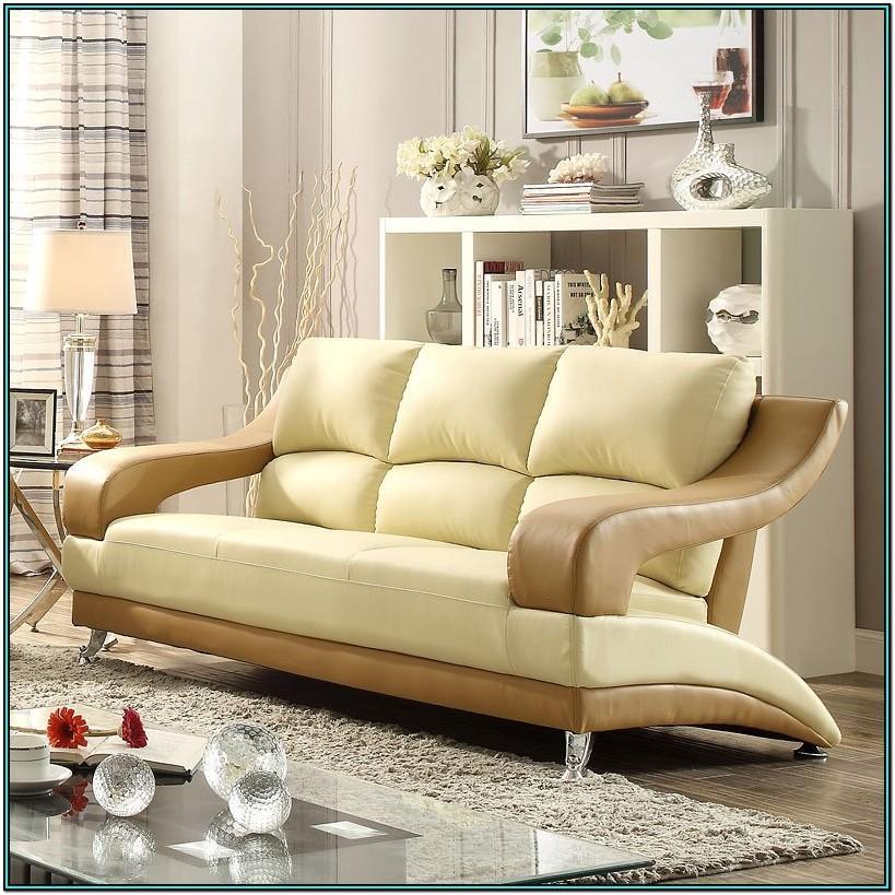 Modern Beige Living Room Set