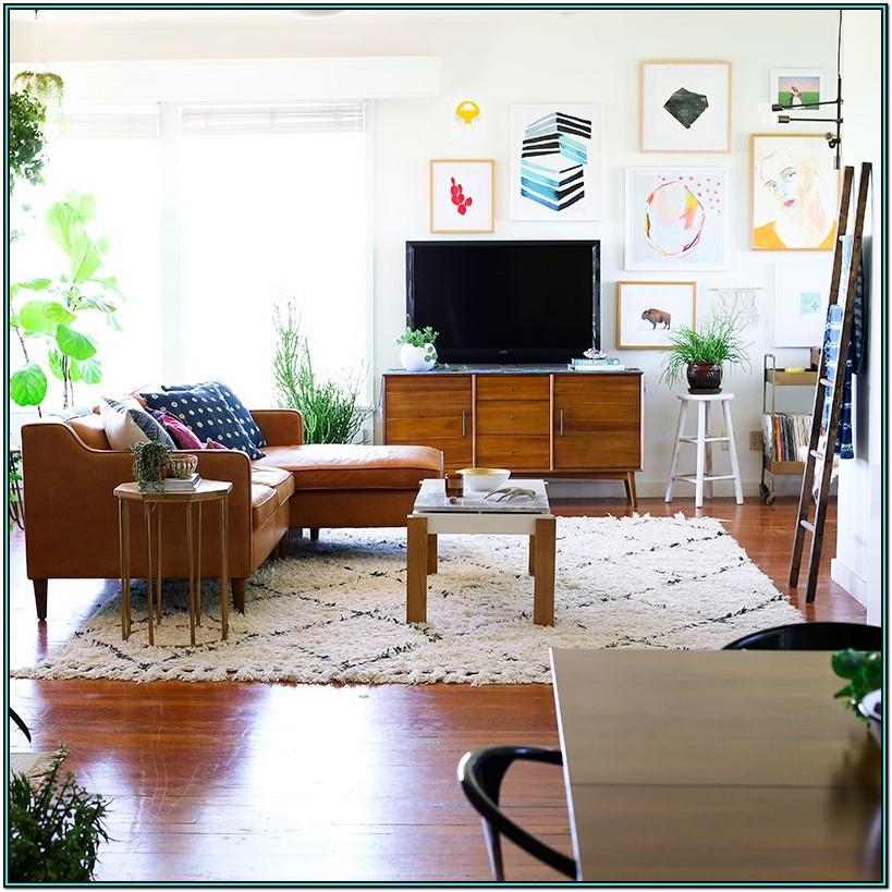 Modern Bohemian Bohemian Living Room Ideas