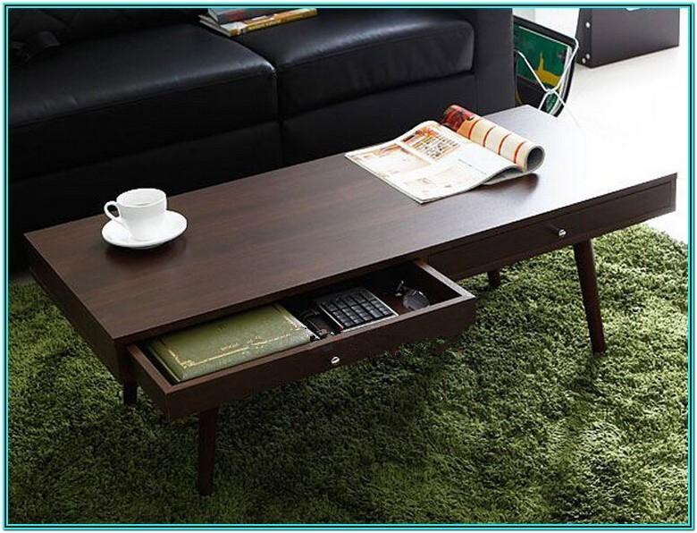 Modern Center Table Designs For Living Room