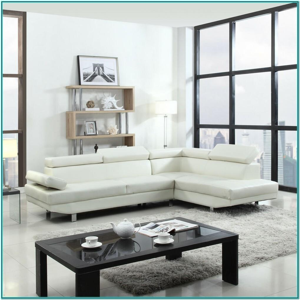 Modern Contemporary White Living Room Furniture