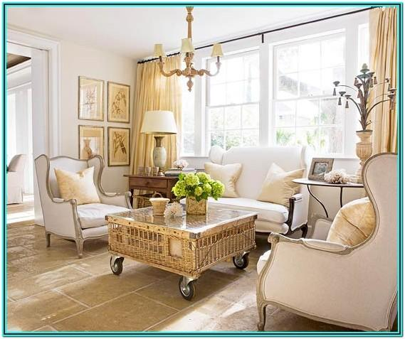 Modern Country Living Room Decorating Ideas