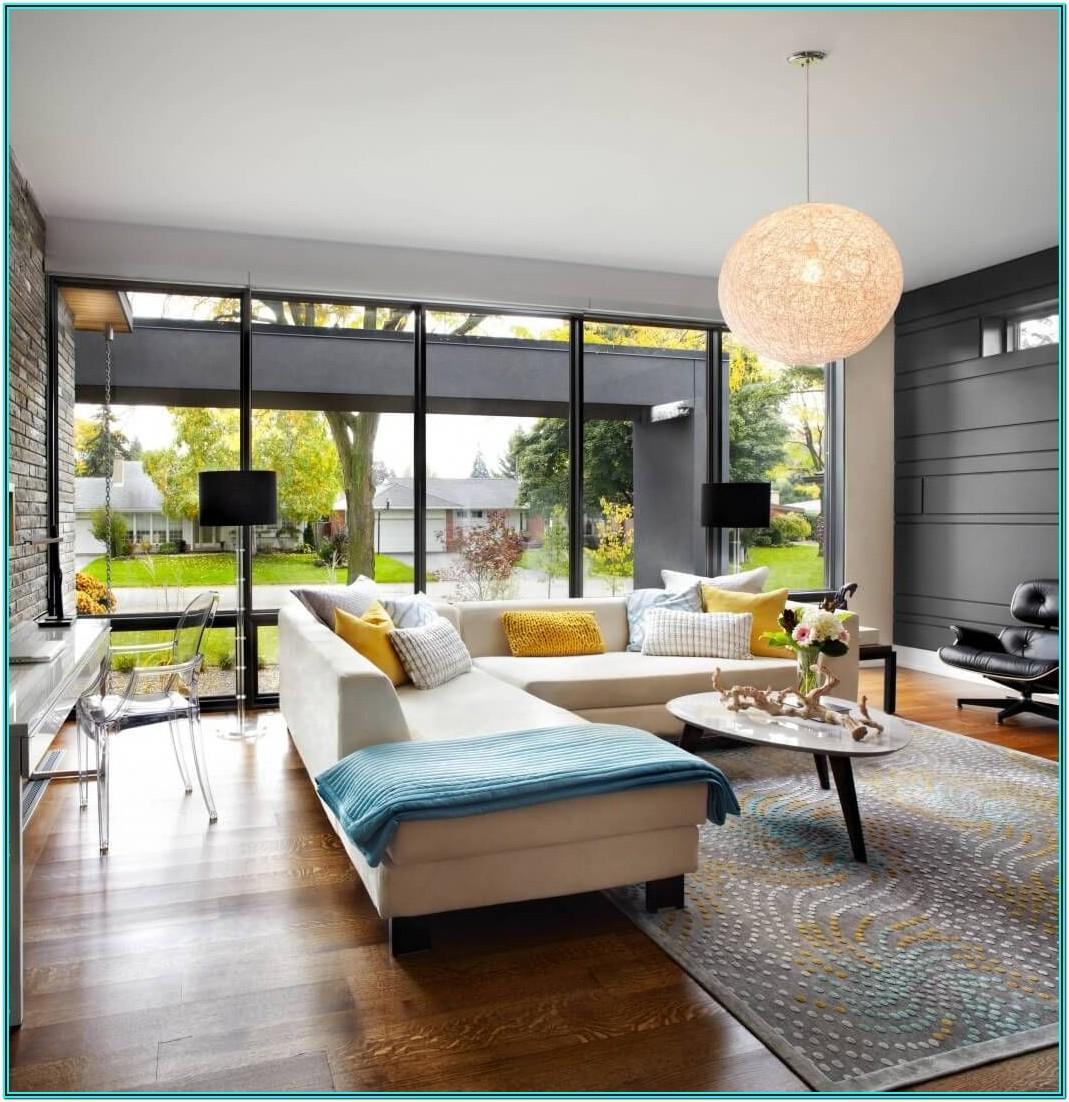 Modern Day Living Room Decor