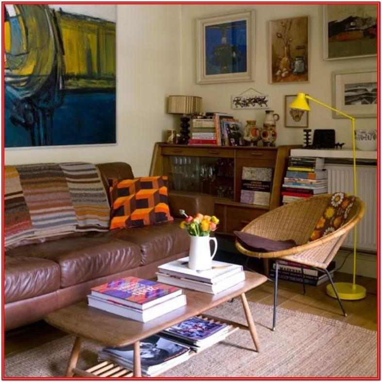 Modern Eclectic Living Room Ideas