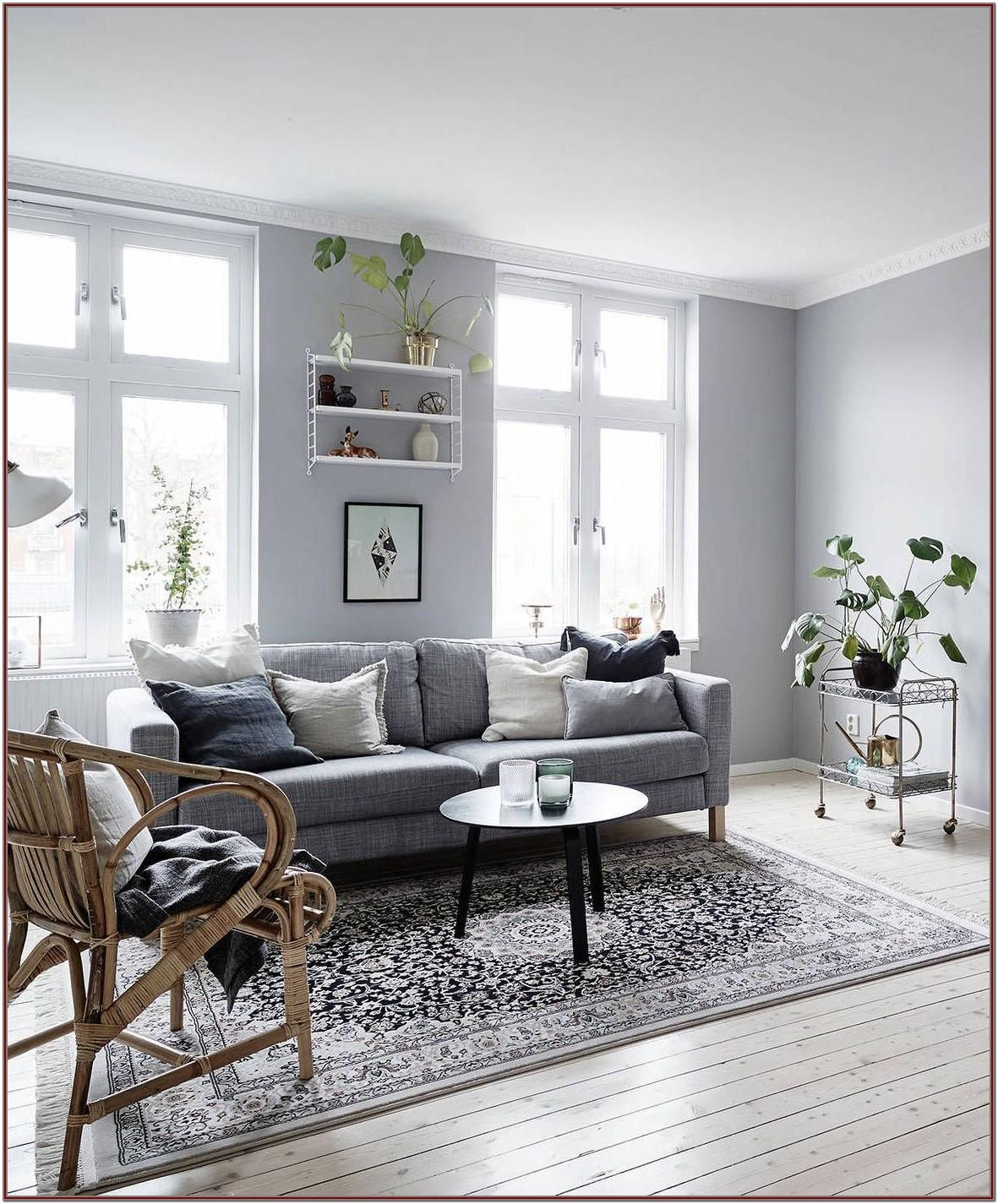 Modern Grey Couch Living Room Decor