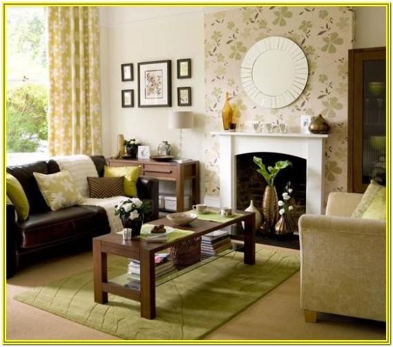 Modern Living Room Accent Wall Ideas