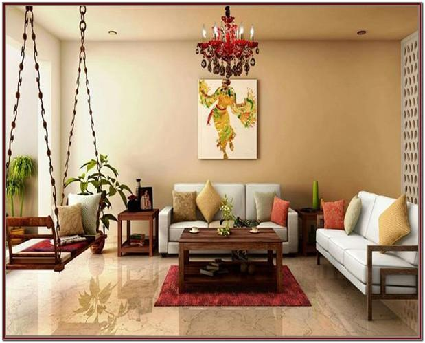 Modern Living Room Color Ideas India