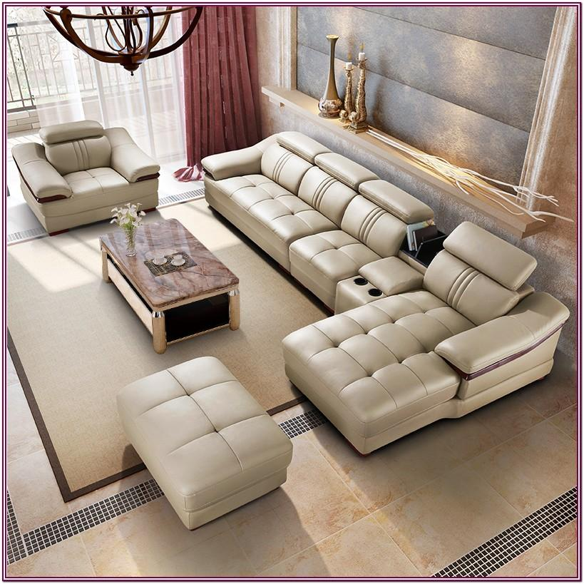 Modern Living Room L Couch