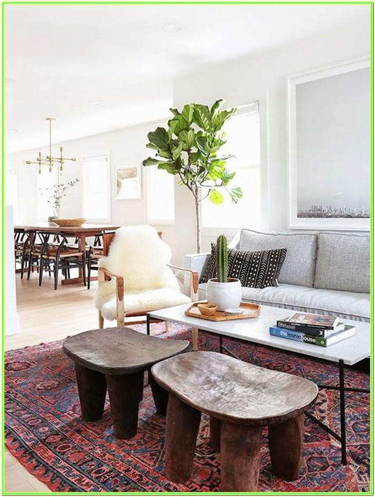 Modern Living Room Persian Rug