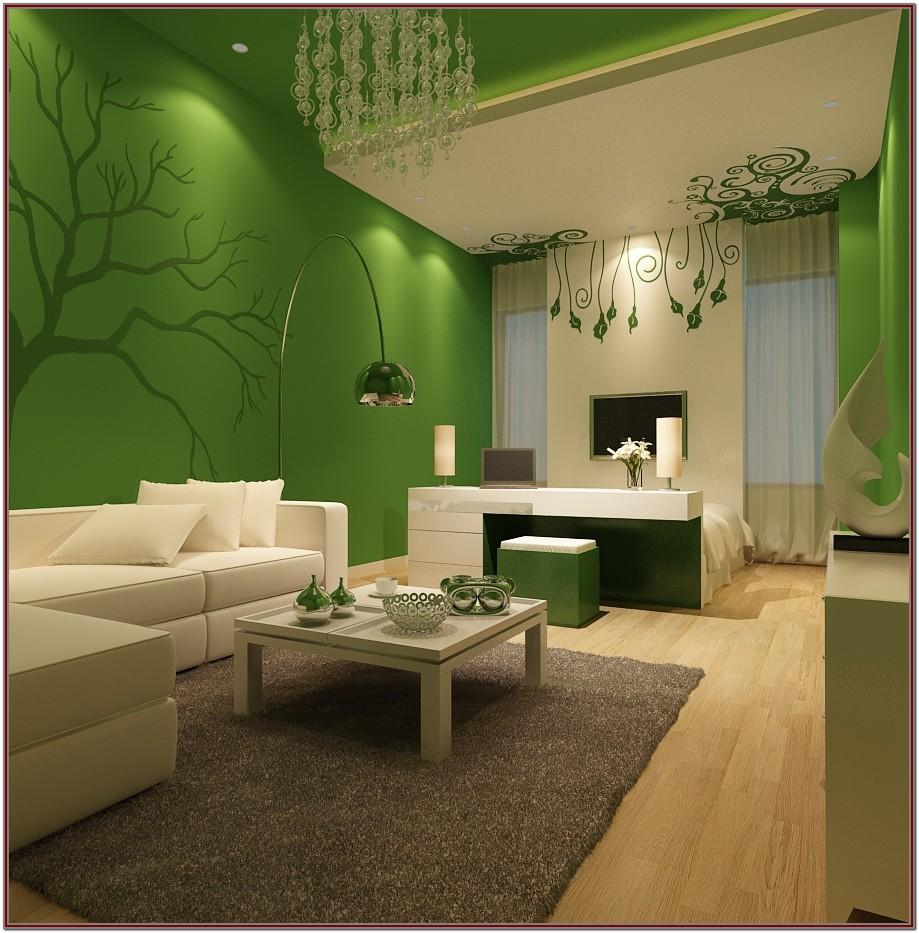 Modern Living Room Wall Color Ideas