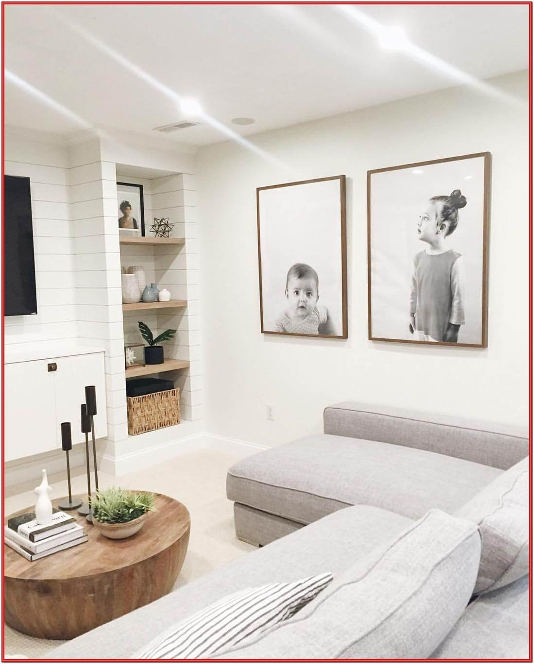Modern Living Room Wall Design Ideas
