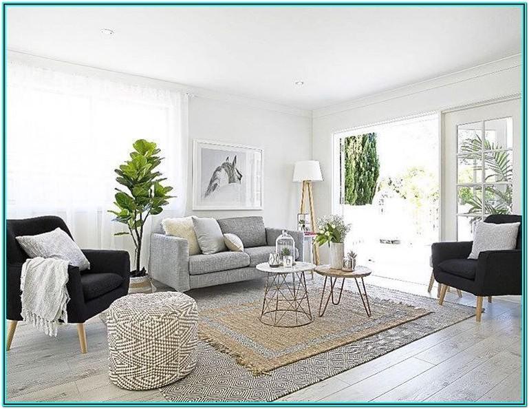 Modern Minimalist Living Room Ikea