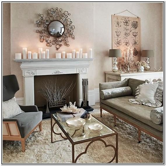 Modern Red And Cream Living Room Ideas