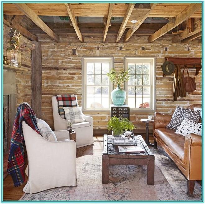 Modern Rustic Living Room Wall Decor Ideas