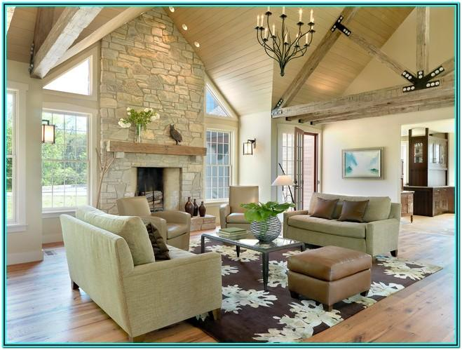 Modern Rustic Rustic Living Room Ideas For Small Spaces