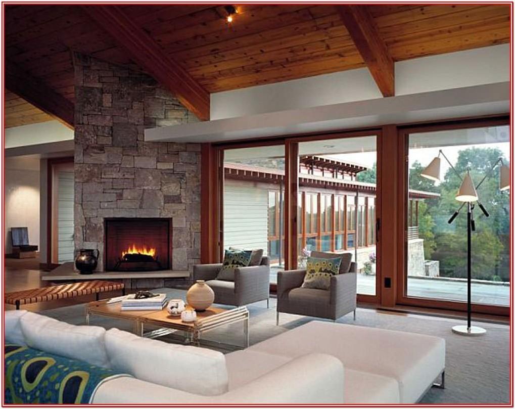 Modern Small Living Room Idea